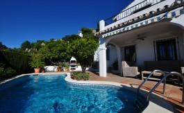 Prestige villa in Mijas a Nueva