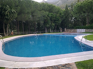 Communal Pool 2