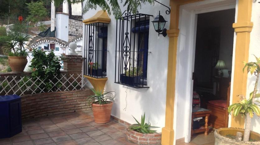 VERY QUAINT 2 BEDROOM HOUSE IN MIJAS PUEBLO